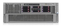 HP RX3600 Server