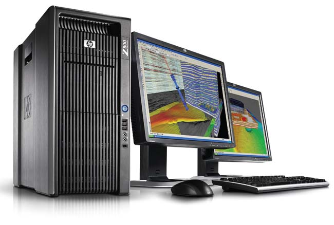 HP Z Series Workstations - On Queue Computer