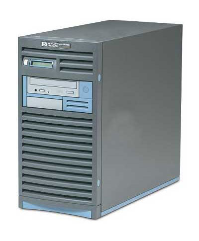 HP C3600 Visualize Workstation
