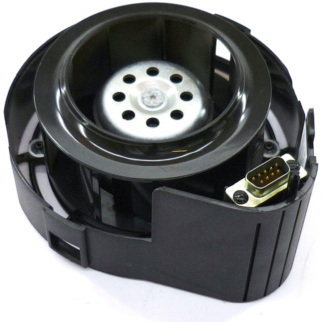 123482-005 Fan assembly - Includes fan, connector, cable, and housing