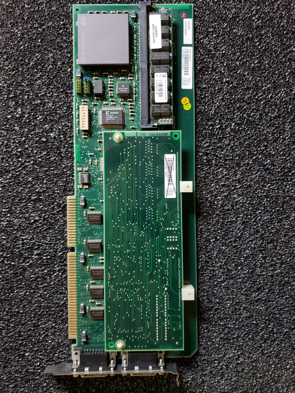 3BSE013034R1 PU513v2 Real Time Accelerator (RTA) Board