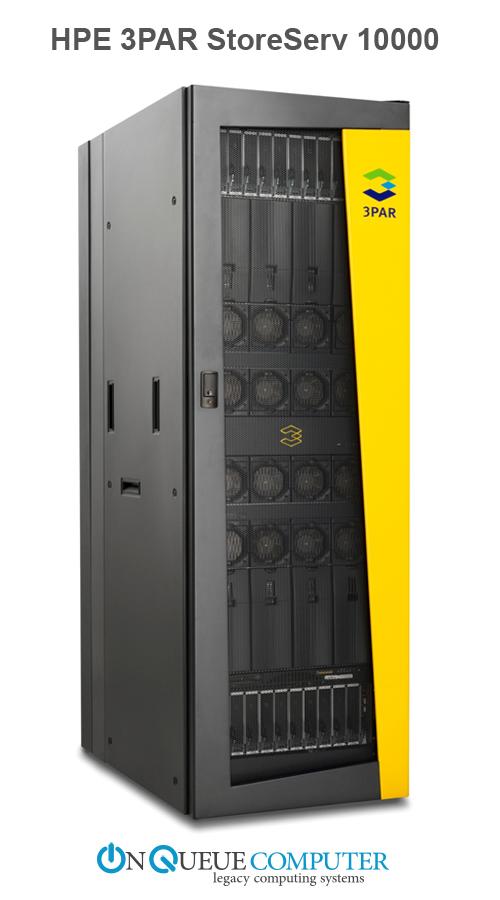 HPE 3Par StoreServ 10000