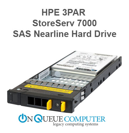HPE 3Par StoreServ 7000 SAS Nearline Drive