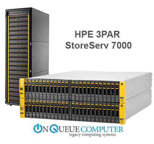 HPE 3Par StoreServ 7000