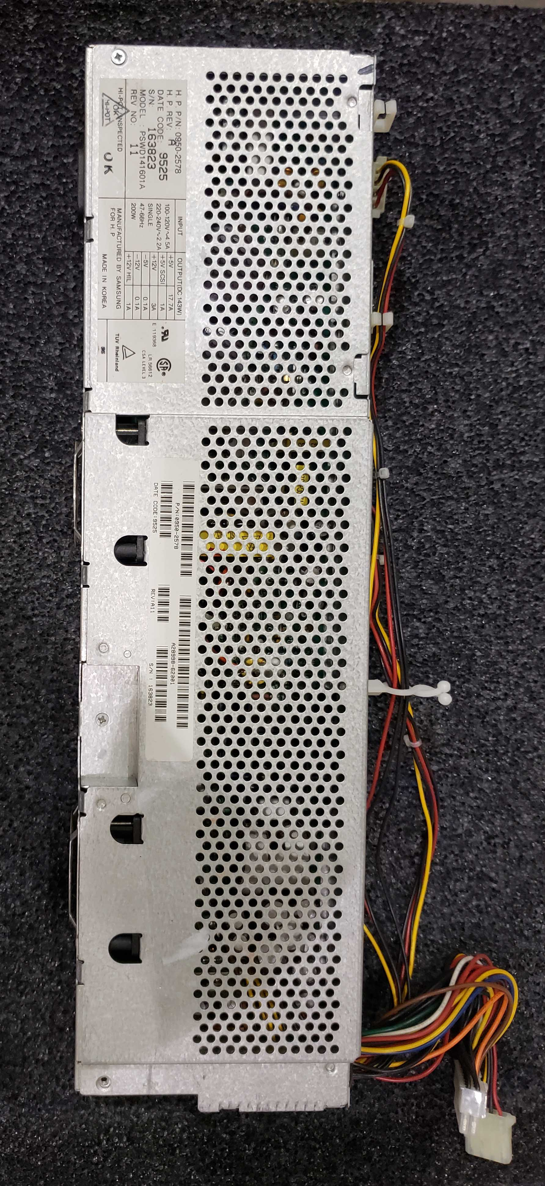 A28998-62001 HP 715 Workstation Power Supply