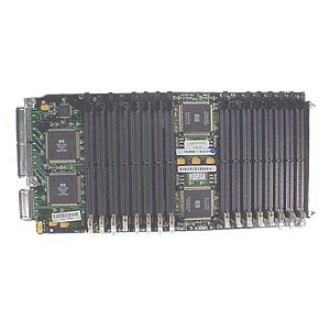 A2992A SIMM memory carrier/drawer - Adds an additional 16 slots - Plugs into slots on the far left side of the computer
