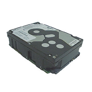 A3629A 9.0GB Differential Fast Wide SCSI-2 hard drive - 3.5-inch form factor, half height