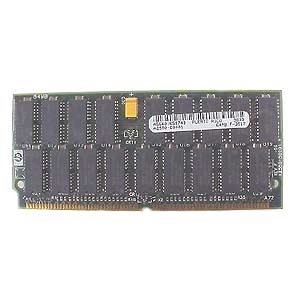A4208A 128MB ECC DIMM memory upgrade kit - Includes two 64MB DIMM modules
