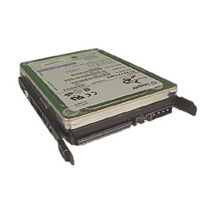 A4460A 2.0GB Differential Fast Wide SCSI-2 hard disk drive - 7,200 RPM, 3.5-inch form factor, 1.0-inch high