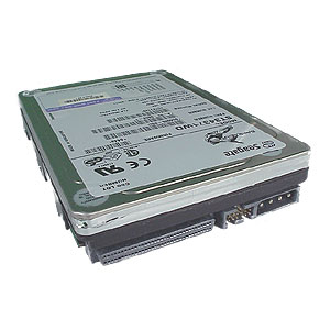 A4477A 4.0GB Fast Wide Differential SCSI-2 hard drive - 7,200 RPM, 3.5-inch form factor
