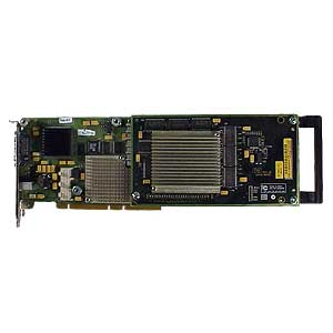A4553A VISUALIZE-FX4 graphic accelerator board - 24+24/8 bit performance 3D solids - Has EVC video connector - Requires HP-UX 10.20 with 'Additional Core Enhancements' (ACE)