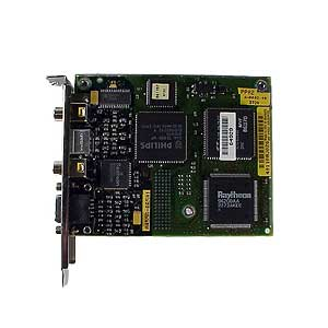 A4556A Video output board for VISUALIZE-FX series graphics products only - Provides NTSC, PAL,AND S-VIDEO outputs