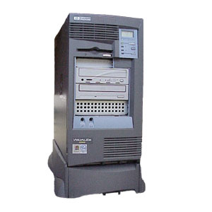 A5014A VISUALIZE X500 / X550 NT WORKSTATION