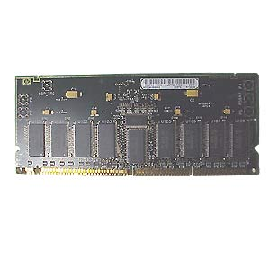 A5554A 256MB ECC DIMM high-density memory upgrade kit - Includes two 128MB SDRAM DIMM modules